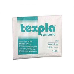 Gasas No Esteril TNT Plegada 10 x 10 30g 4 C