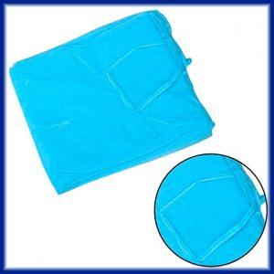 Bata Quirúrgica Desechable Azul