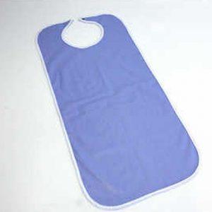 Babero Poliuretano Azul