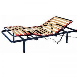 Somier articulado con colchón Visco + Montaje