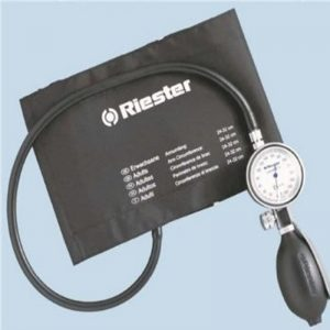 Tensiómetro Riester Minimus II 1 salida Obeso
