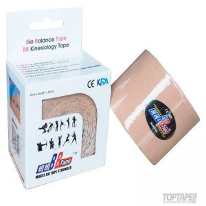 Venda Tape Neuromuscular 5 x 5 Beige
