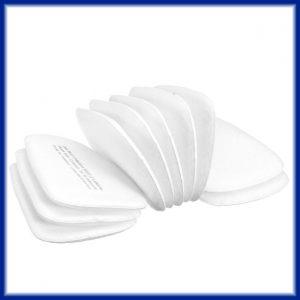 Filtros de Algodón para mascarillas serie 3M