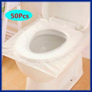 Fundas WC Desechables Tapa Inodoro