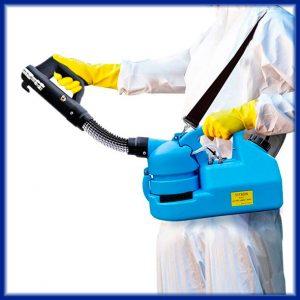 Nebulizador para Desinfección Portátil