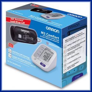 Comprar Tensiómetro Omron M3 Confort