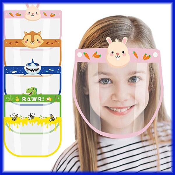 Pantalla Facial Infantil