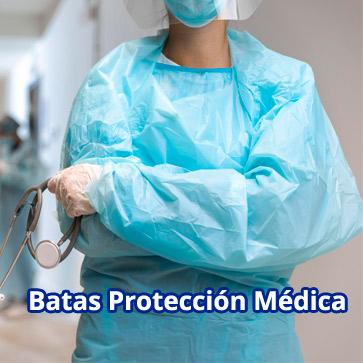 Comprar Batas de Proteccion Médica